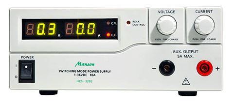 Labornetzgerät HCS-3202
